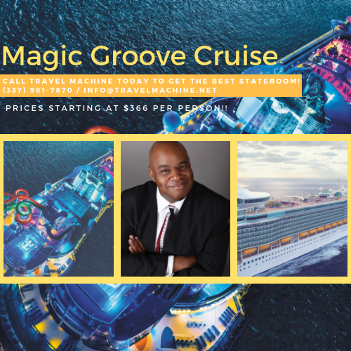 Magic Groove Cruise 2019!!!