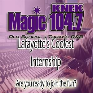 KNEK Internship Opportunities