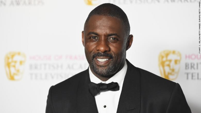 Idris Elba Named People's 'Sexiest Man Alive'