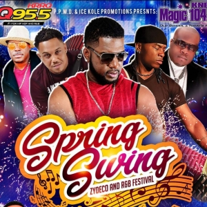 Spring Swing Zydeco and R&B Festival