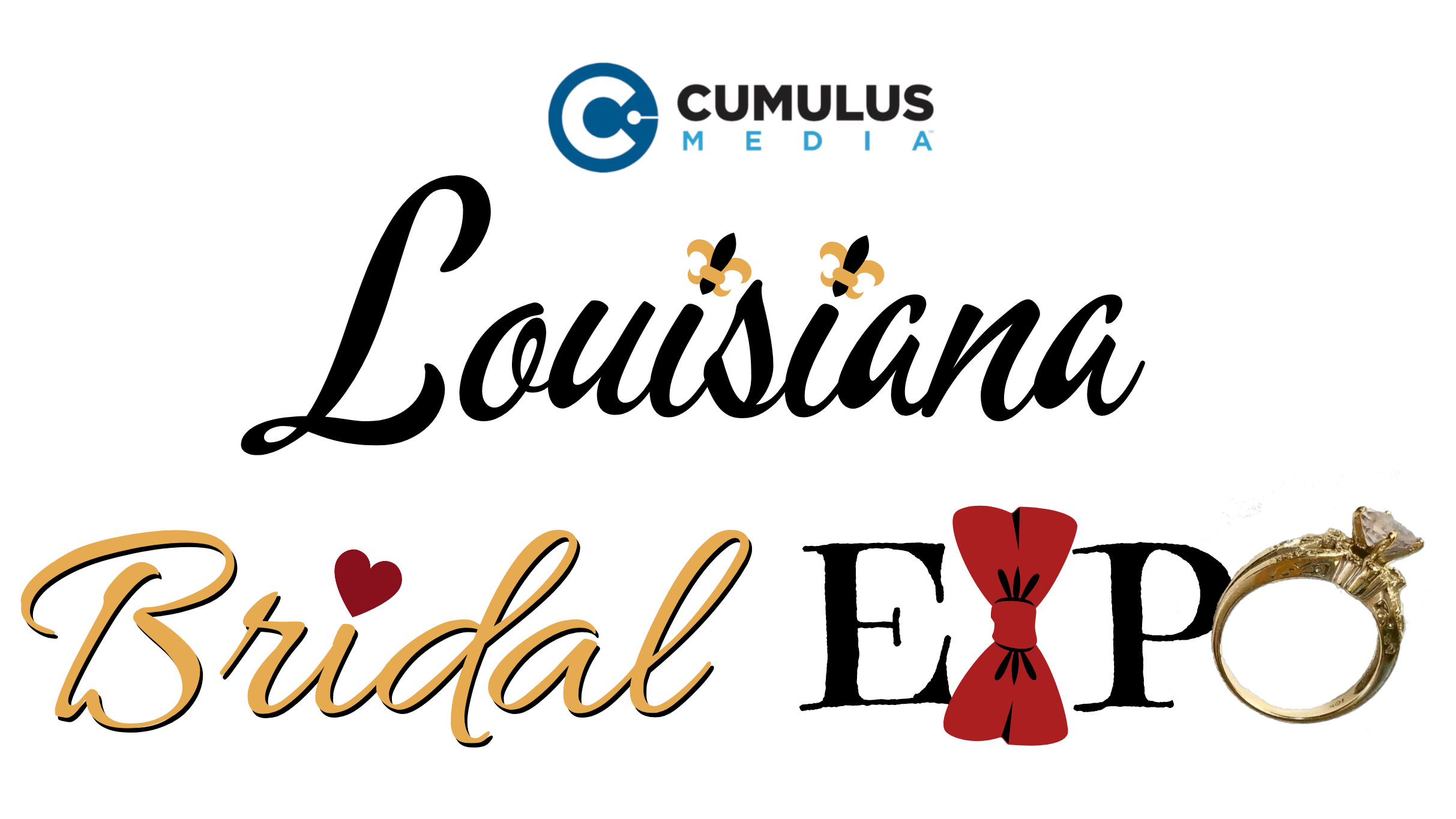 2019 LOUISIANA BRIDAL EXPO TICKETS ARE ON SALE NOW!