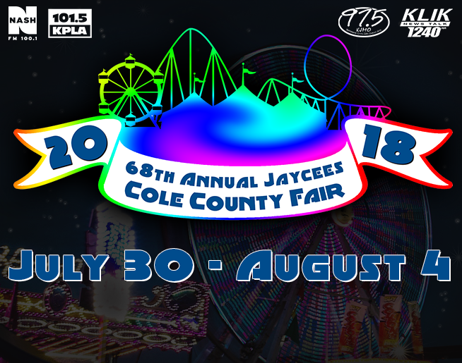 68th Annual Jaycees Cole County Fair