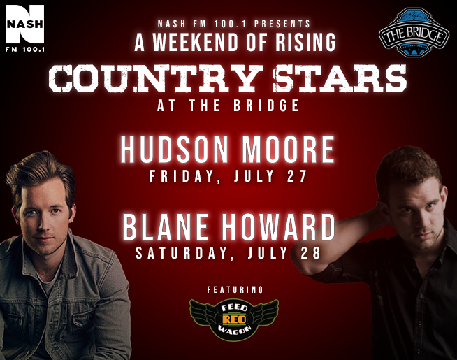A Weekend of Rising Country Stars