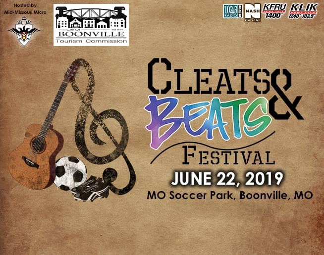 Cleats & Beats: Soccer and Music Festival