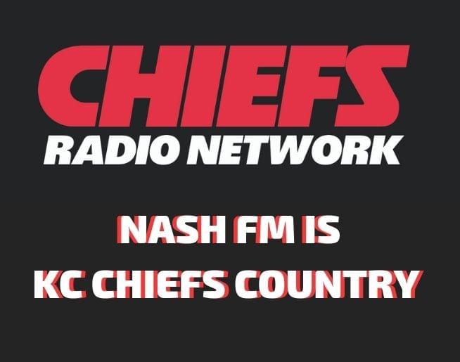 NASH FM is Chiefs Country