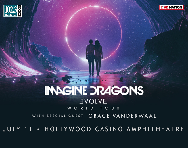 102.3 BXR Welcomes Imagine Dragons to STL!