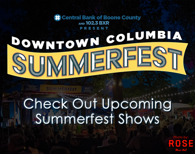 2018 Downtown Columbia Summerfest