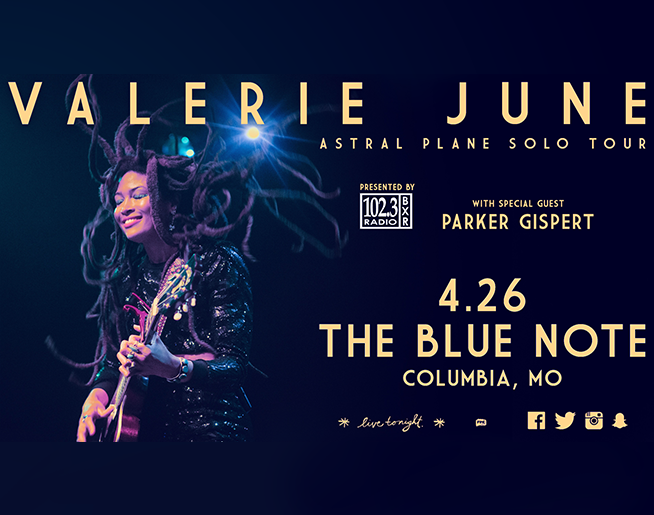BXR Presents Valerie June at the Blue Note