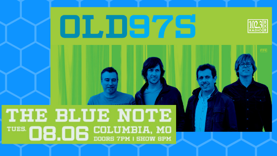 BXR Presents Old 97's at the Blue Note – August 6, 2019