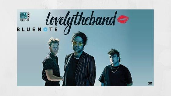 lovelytheband at the Blue Note Sept. 29