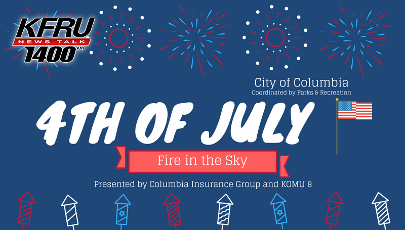 Fire in the Sky – 4th of July Celebration