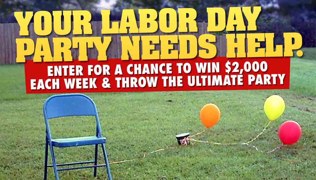 The Ultimate Labor Day Giveaway