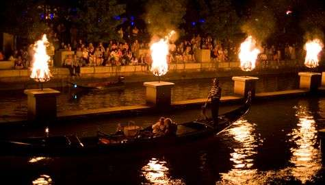 WaterfireThursday, 4pm-5pm