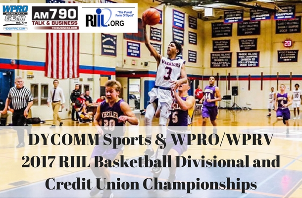 THE 2017 RIIL BASKETBALL DIVISIONAL and CREDIT UNION CHAMPIONSHIPS