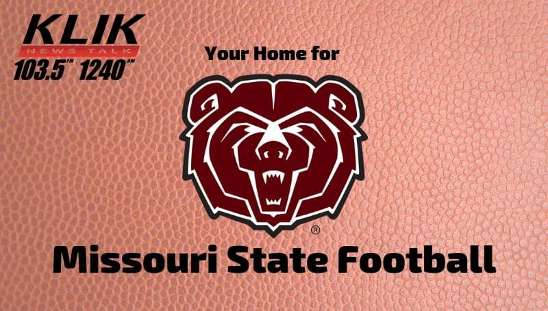 KLIK Is Your Home For Missouri State Football!