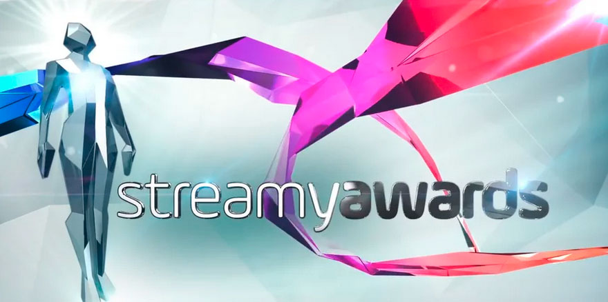 Streamys with ZS and Gang