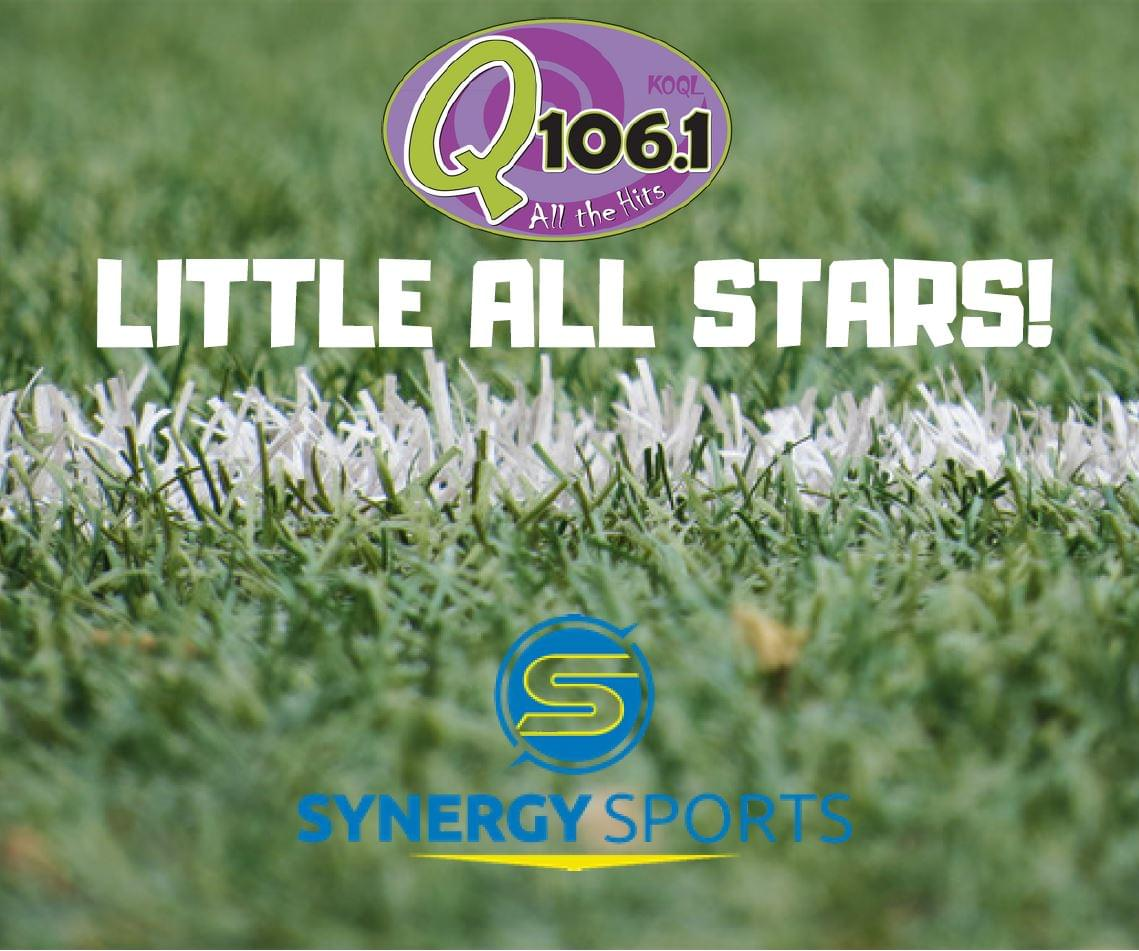 The Q106.1 Little All Stars!!