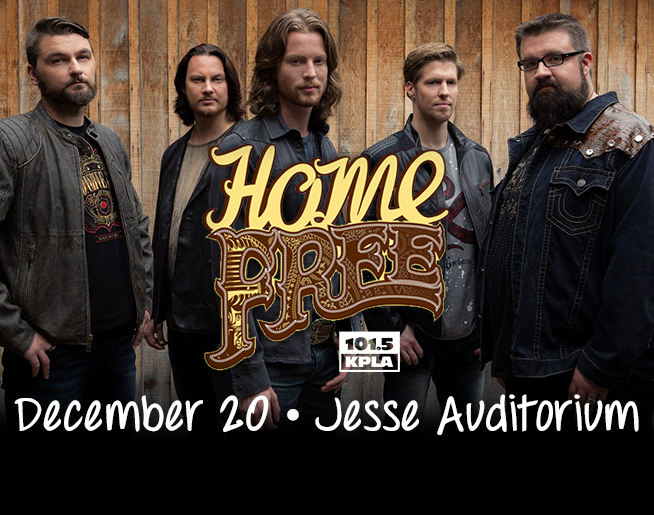 KPLA Welcomes Home Free to Jesse Auditorium