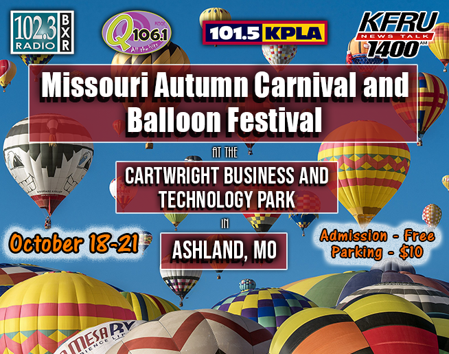 Missouri Autumn Carnival and Balloon Festival