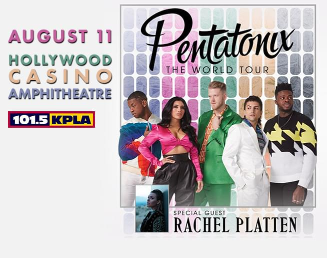 KPLA Welcomes Pentatonix