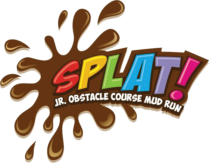 The SPLAT! Jr. Obstacle Course Mud Run