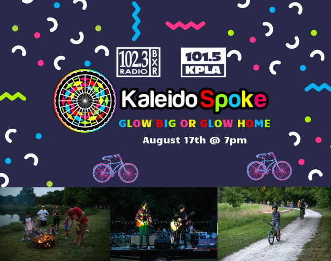 Kaleidospoke – August, 17th
