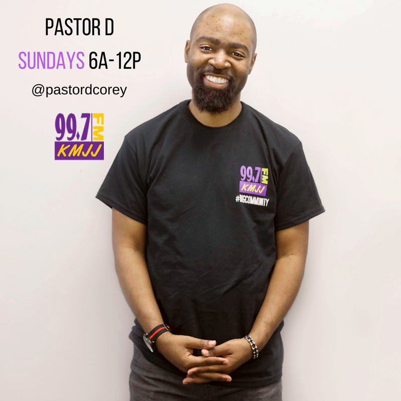 RAISE YOUR PRAISE WITH PASTOR D EVERY SUNDAY MORNING