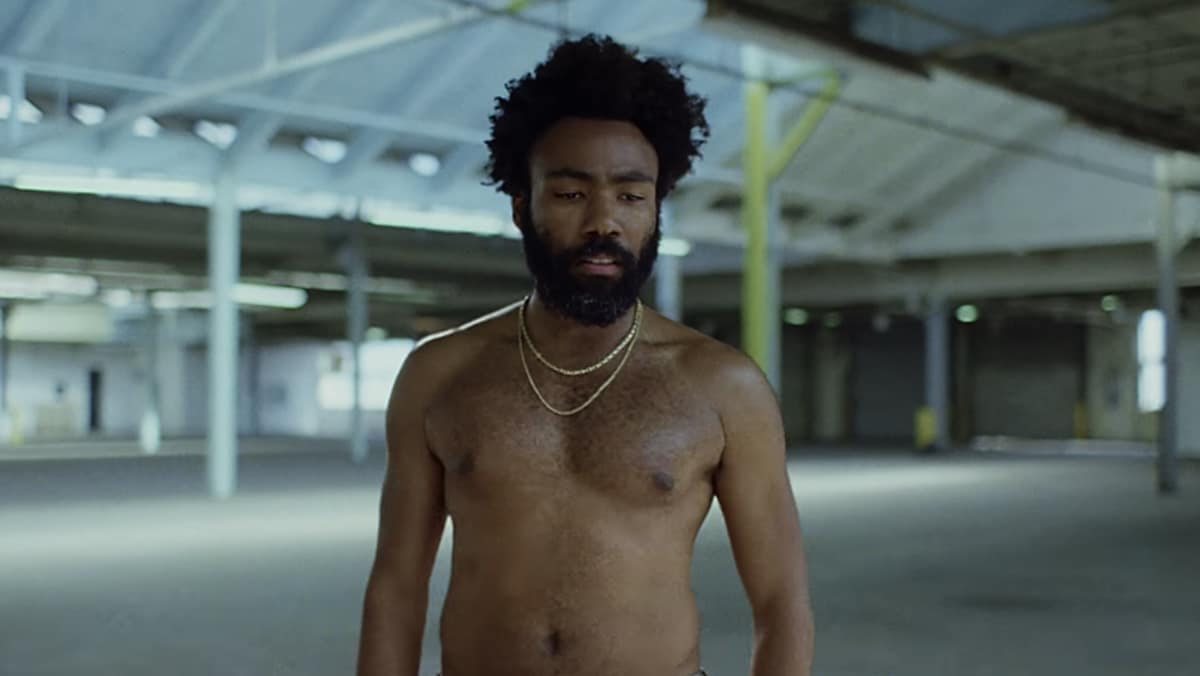 "Childish Gambino's new video ""This Is America"" sparking alot of conversation about gun violence. Check it out here"