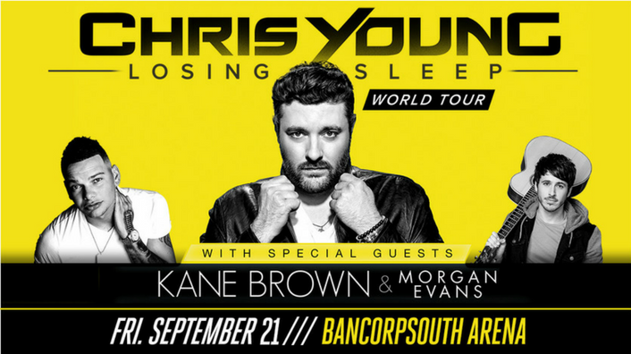 Chris Young-BancorpSouth Arena September 21