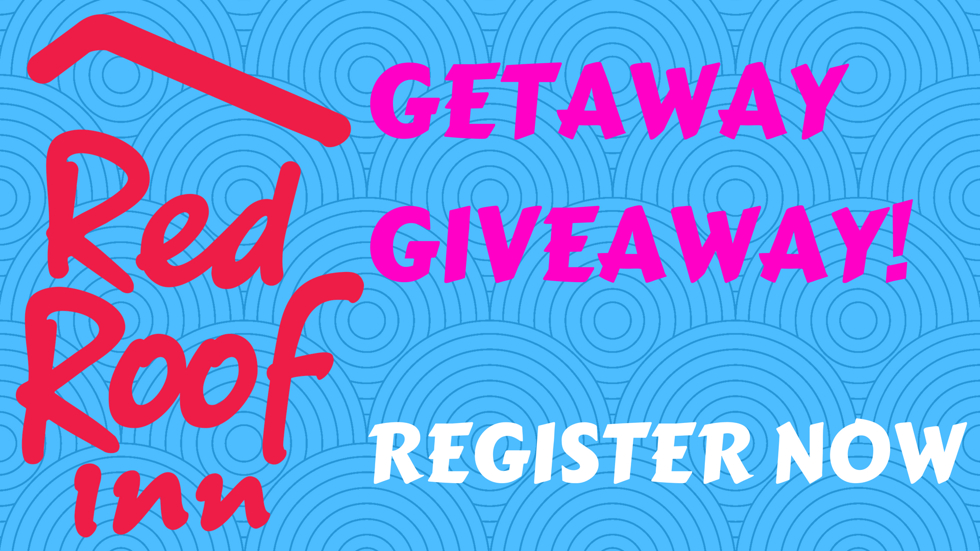 Red Roof Inn Getaway Giveaway!