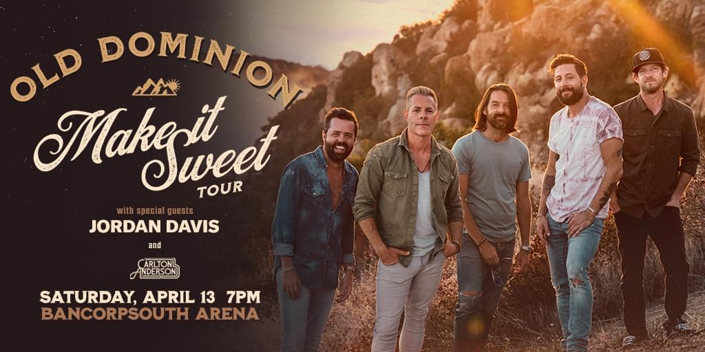 Old Dominion BCS Arena April 13th