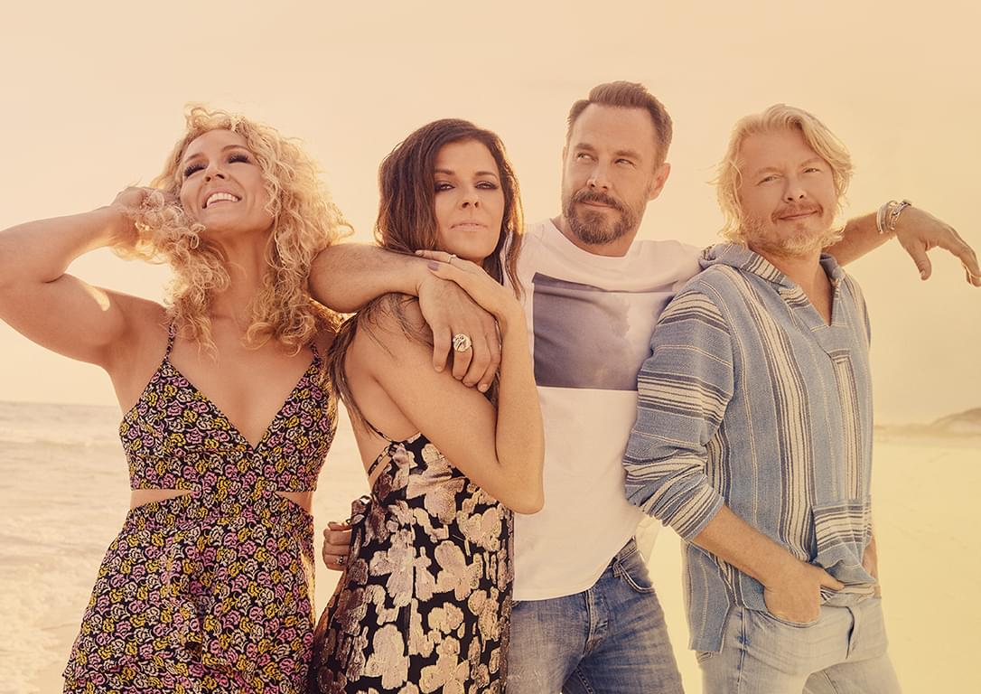 Little Big Town Midland Tuscaloosa Amphitheater August 16th