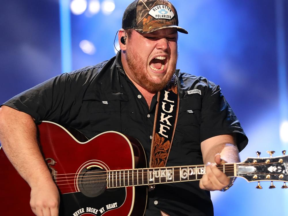 Luke Combs Just Had One of the Best Weeks in the History of Country Music