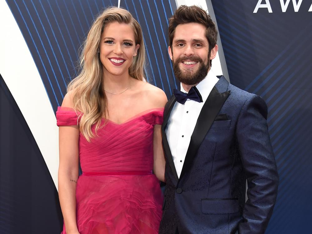 Thomas Rhett & Wife Lauren Expecting Third Child