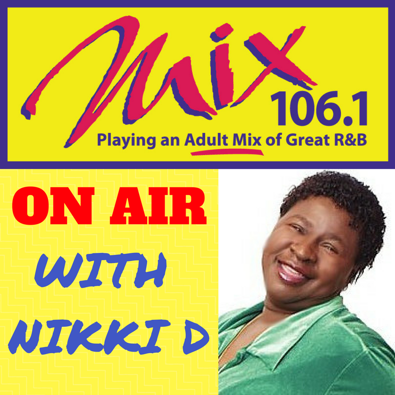 On-Air with Nikki D
