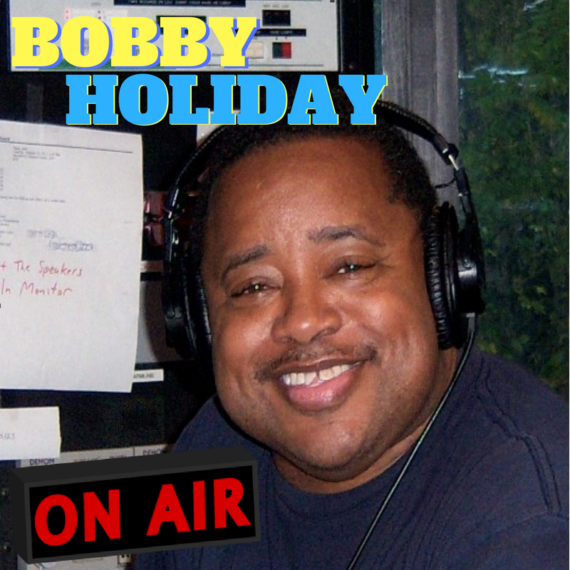 On-Air with Bobby Holiday