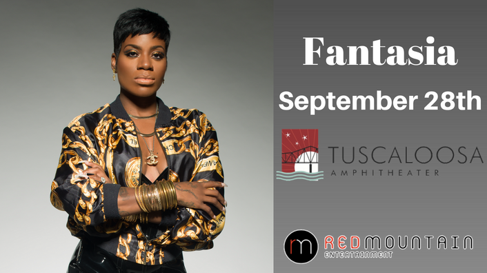 Fantasia September 28th-Tuscaloosa Amphitheater