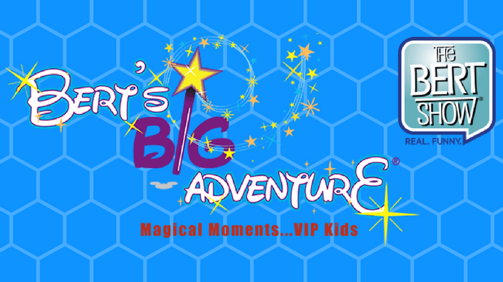 Bert's Big Adventure!