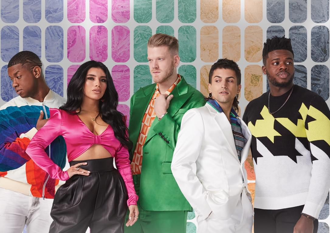 Pentatonix Tuscaloosa Amphitheater August 22nd