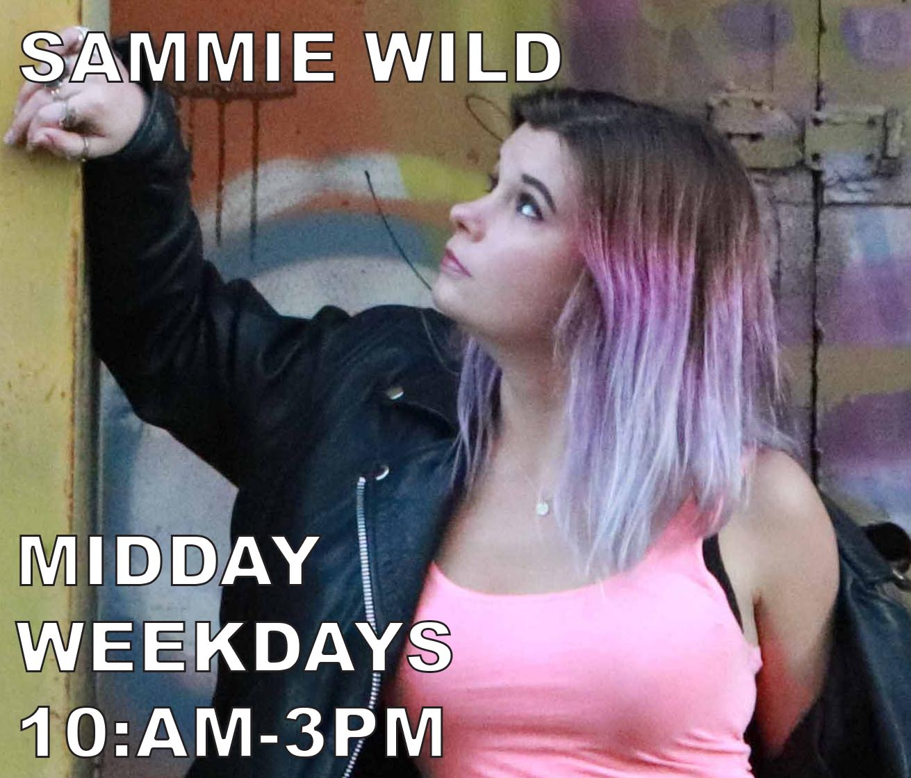 Midday with Sammie Wild