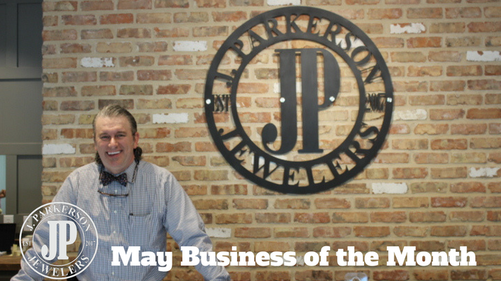May Business of the Month- J Parkerson Jewlers of Starkville