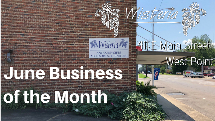 June Business of the Month-Wisteria in West Point