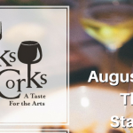 2018 Forks and Corks-August 25th The Mill Starkville