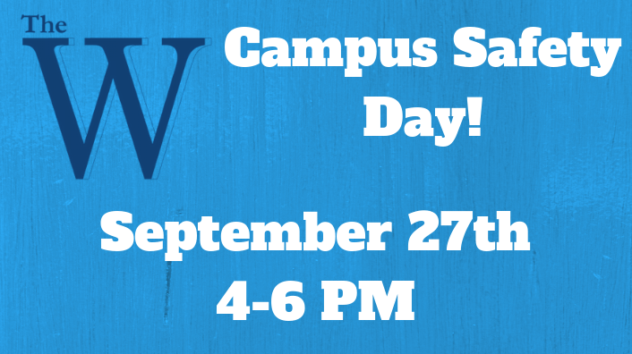 Campus Safety Day at MUW-September 27th