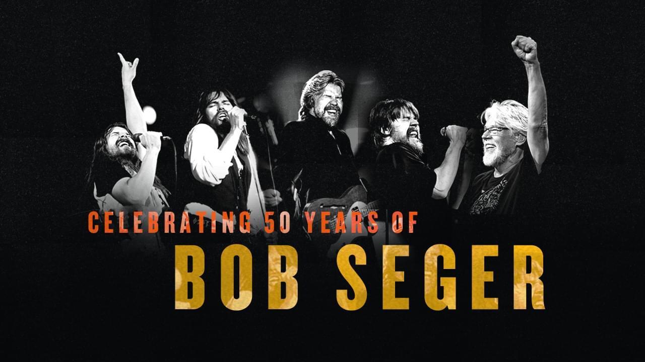Celebrating 50 years of Bob Segar