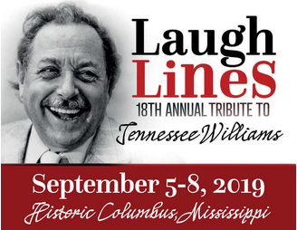 Laugh Lines a Tribute to Tennessee Williams