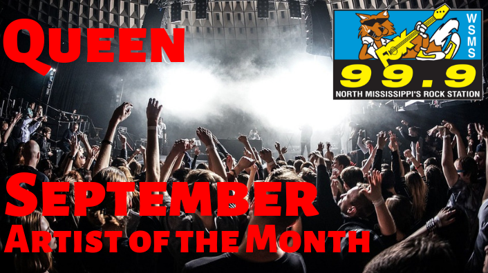 QUEEN-September Artist of the Month