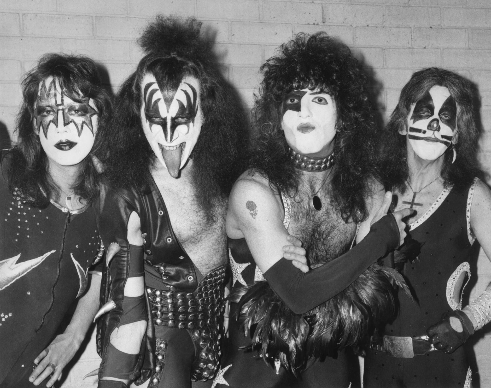 Ace Frehley Reunites with Former Kiss Bandmates [VIDEO]
