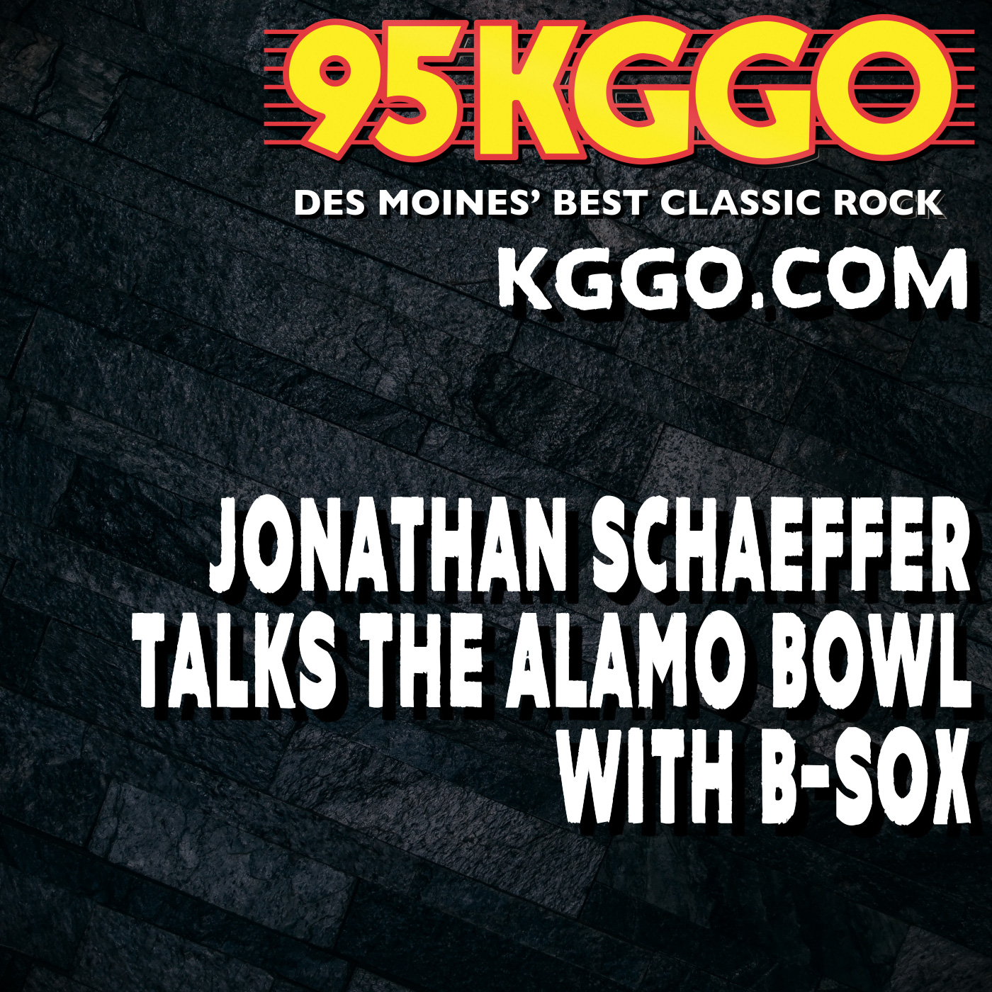 Alamo Bowl Preview with Jonathan Schaeffer [PODCAST]