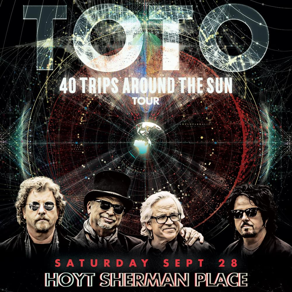 Toto Front Row Contest